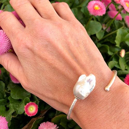 Barok perle armbånd - One Of a Kind