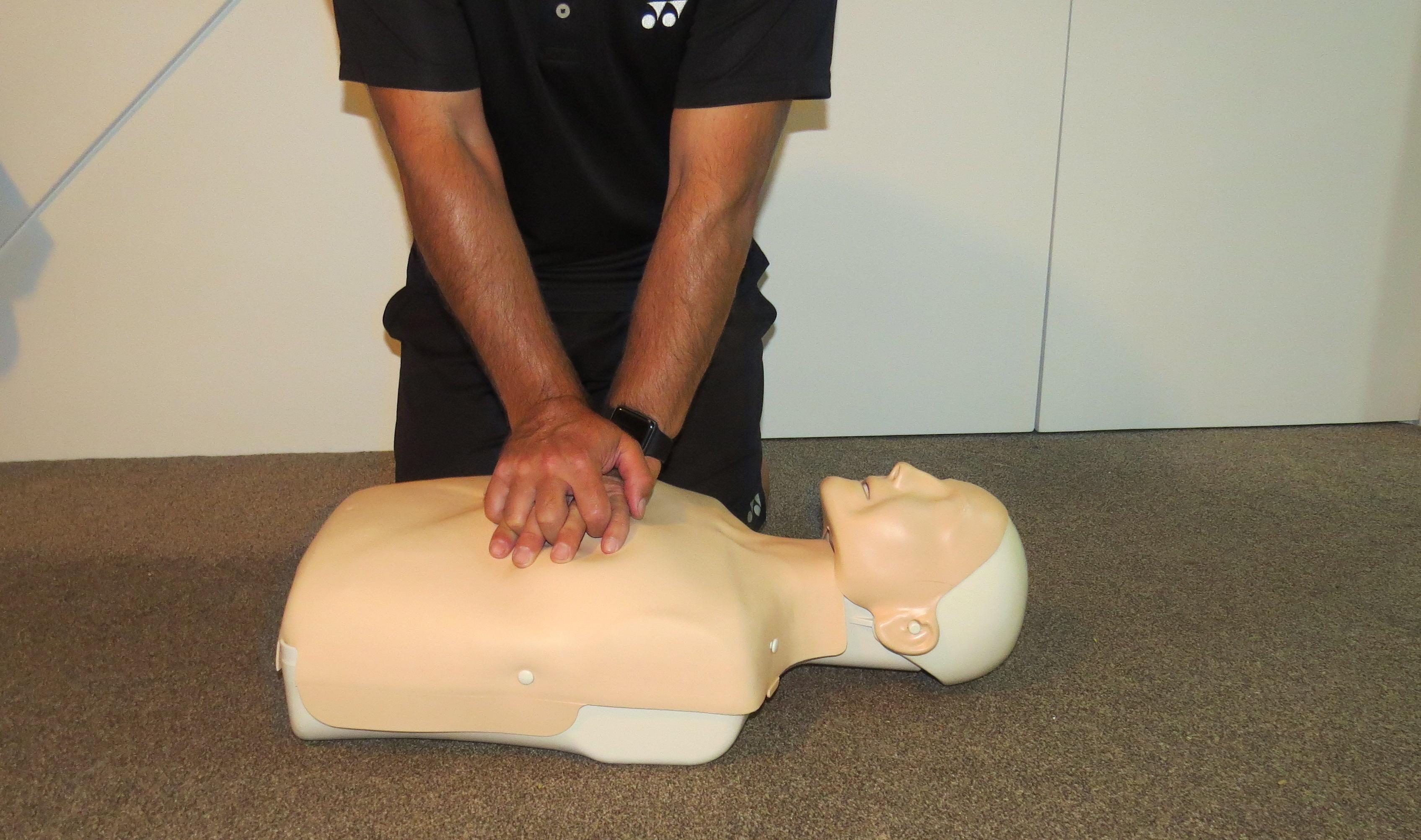 CPR mannikin