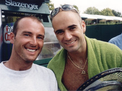 The Legend - Andre Agassi