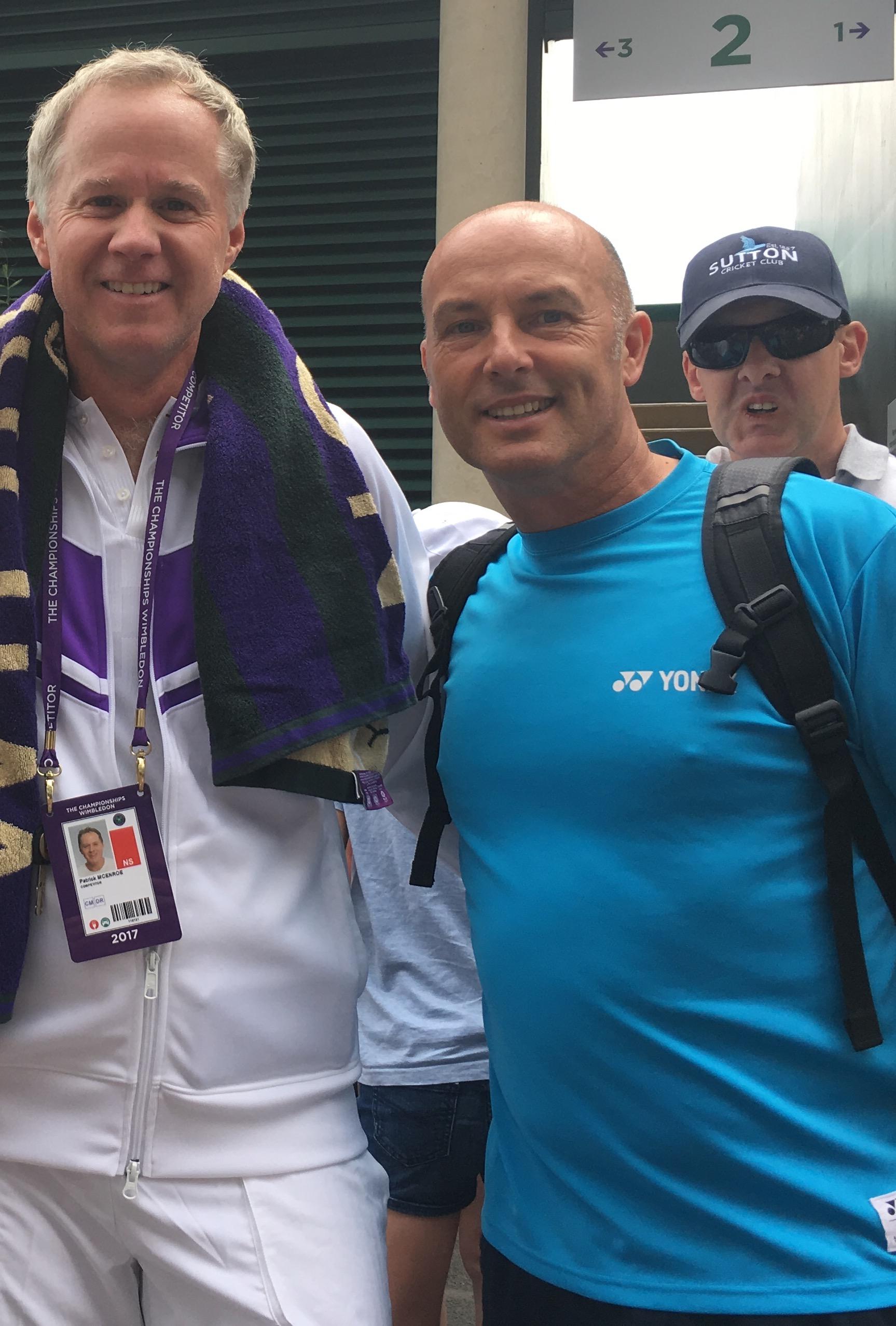 Patrick McEnroe
