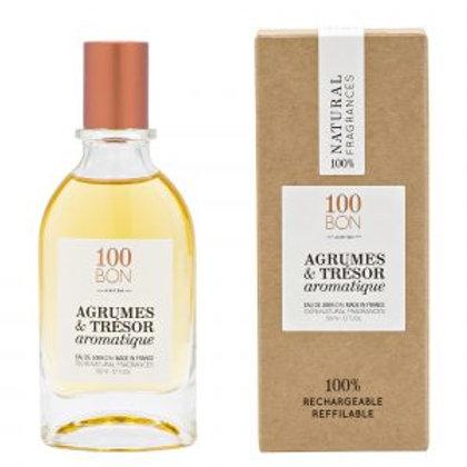 Agrumes &trésor aromatique 50ml