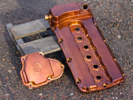 Transparent Copper Coating