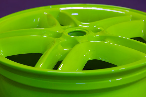 VEHICLE WHEELS SPECIALITY COLOURS