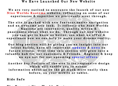 Welcome to our new 9WK Website