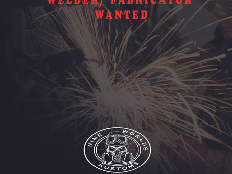 Welder /Fabricator wanted