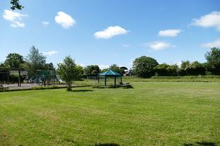 Loppington village hall field.png