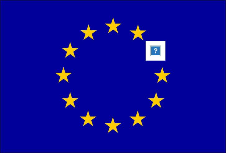 #Brexit #Bremain European Union flag