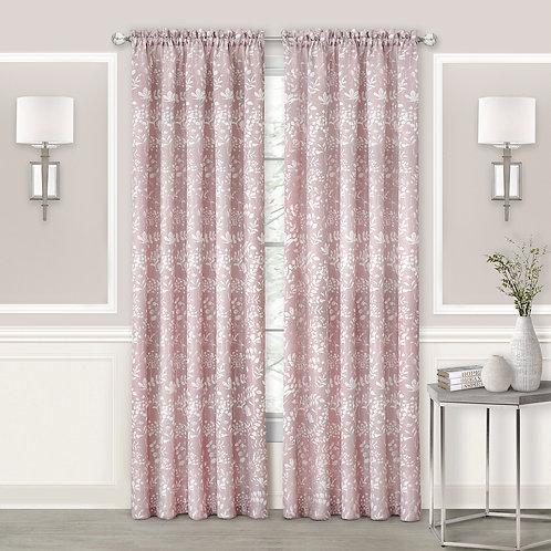 Charlotte Rod Pocket Window Curtain Panel