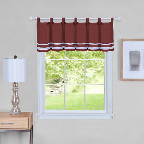 Dakota Window Curtain Valance