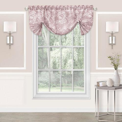 Charlotte Window Curtain Valance