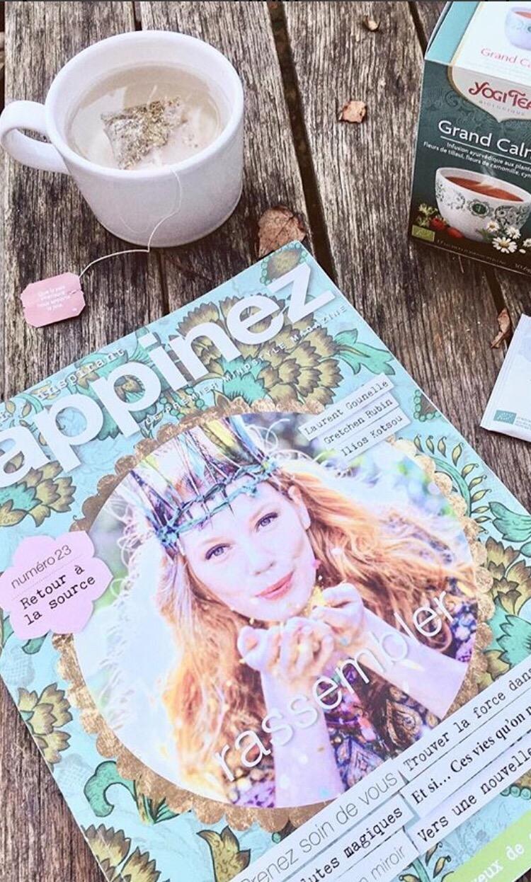 Henna Vagabond - Magazine Happinez