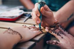 Henna Vagabond Event