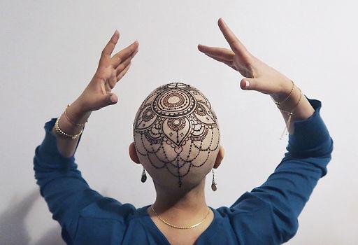 Henna Crown Chimio