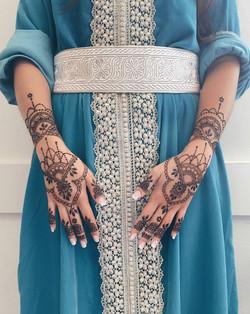 Artiste de Henné Mariage