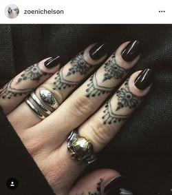 Henna Vagabond - Tatouage Temporaire