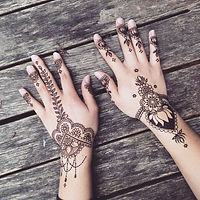 Henna Tattoo France