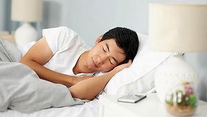 man sleeping-carousel.jpg
