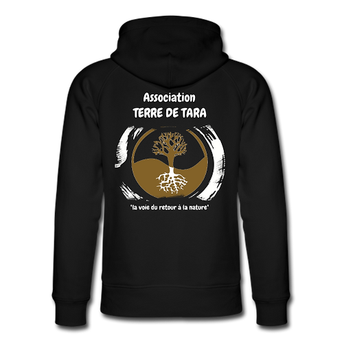Sweat shirt capuche Bio