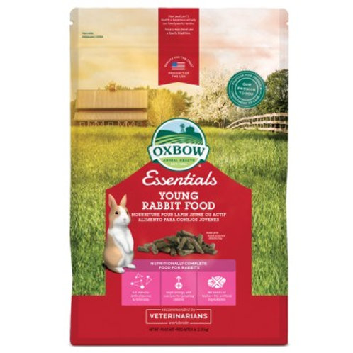 OXBOW Young Rabbit Food 2.25kg - Alimentation jeune lapin