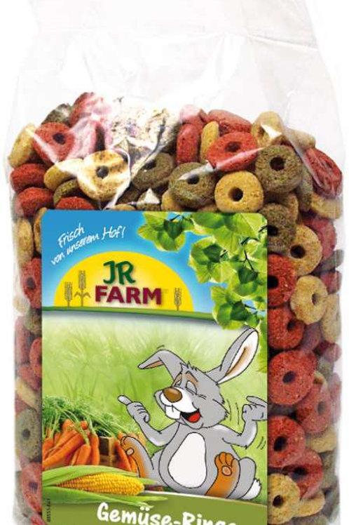 Anneaux de légumes 200 gr. JR Farm