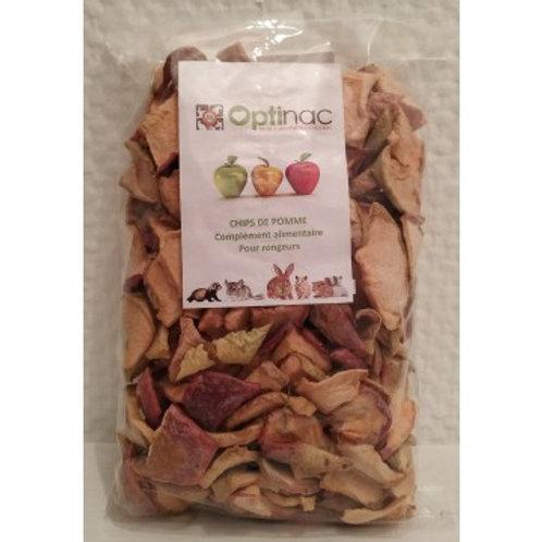 Friandise-Chips de pomme 150 gr