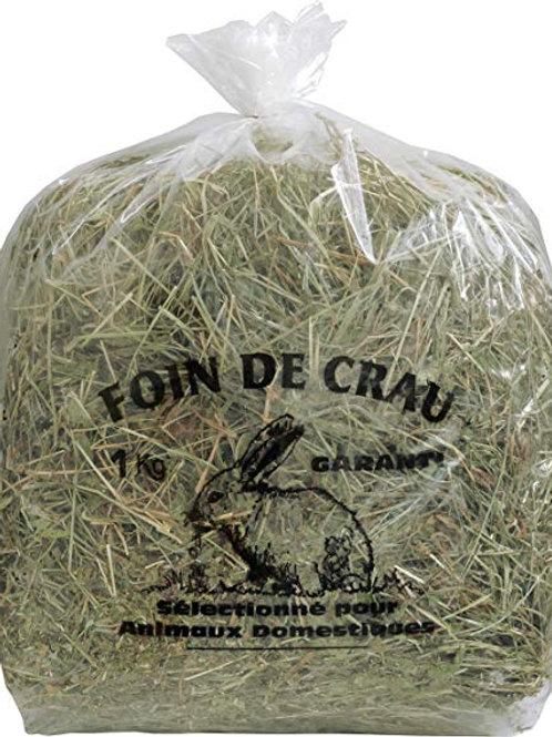 Foin de Crau naturel  3 X 1kg soit 7.50 le kg