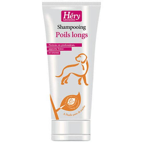 Shampooing pour chien - poils longs - Héry 200ML