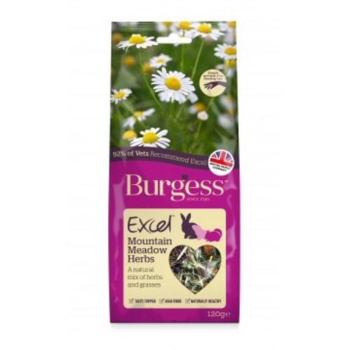 Excel Snacks Mélange d'herbes Mountain Meadow Burgess