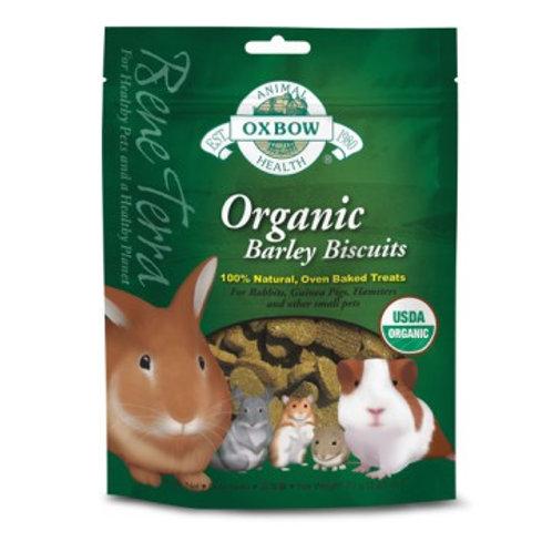 Friandises 100% naturel-BIO  Organic Barley Biscuits