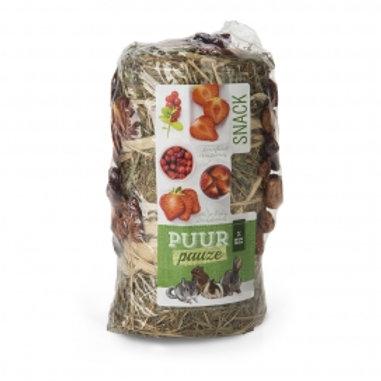 Copie de Puur pauze botte de foin fraise & canneberge 200gr