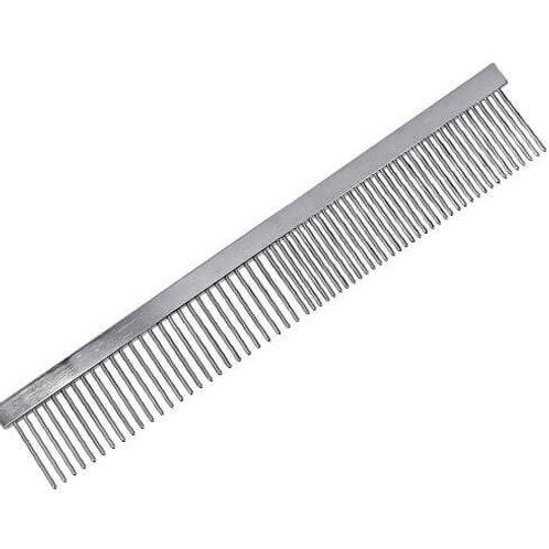 Peigne métal ( carbone) 15.5 cm