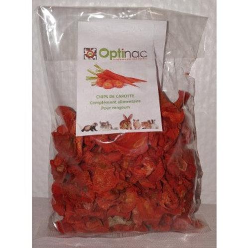 Friandise-Chips de carotte