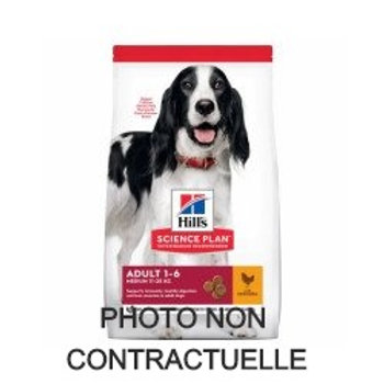 """Hill's Science Plan """" Large Breed """" croquettes chien adulte 18 kg"""