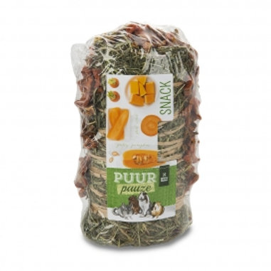 Puur pauze botte de foin carotte & potiron 200gr