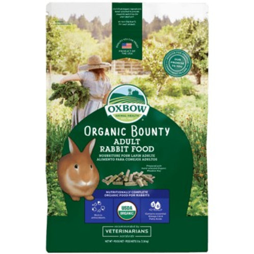 Granulé 100% BIO-Organic Rabbit food-1.36kg