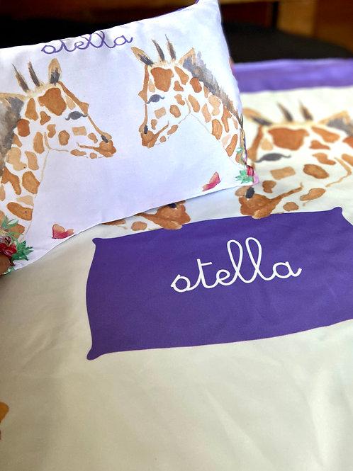 Baby Pillow + Blanket