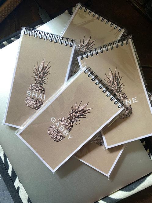 Tickler Notebook
