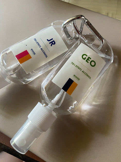 50 mL Ethyl Alcohol with Hook