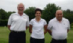 Junior golf lessons in westerham