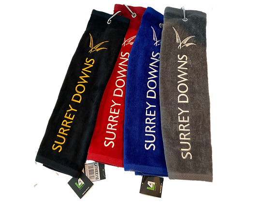 SDGC Golf Towel