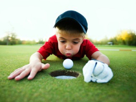 Junior Golf Lessons in Westerham