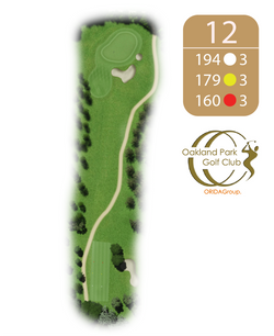 Oakland Golf Club Hole 12