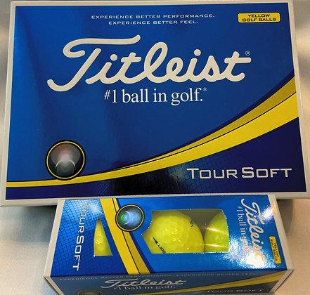Titlesit TOUR Soft (Yellow)