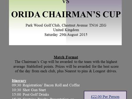 Orida Chairman's Cup