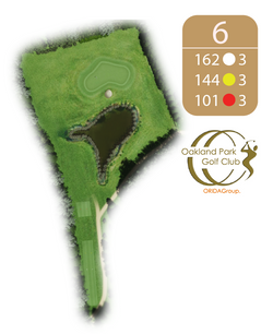 Oakland Golf Club Hole 6