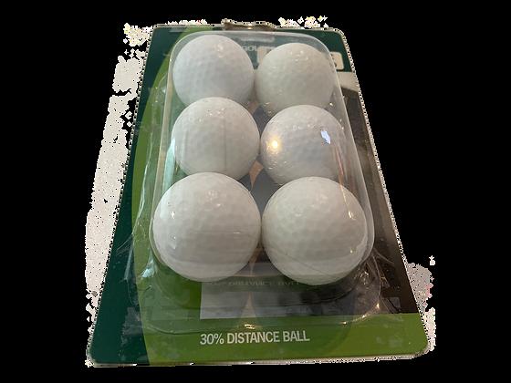 30% Distance Balls