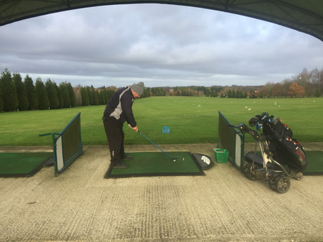 Golf Lessons in Westerham