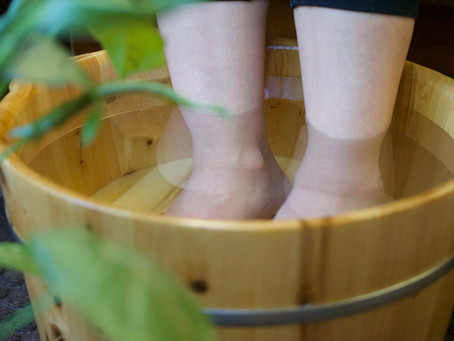 Free Up Your Blood Flow with Tibetan Foot Soaks