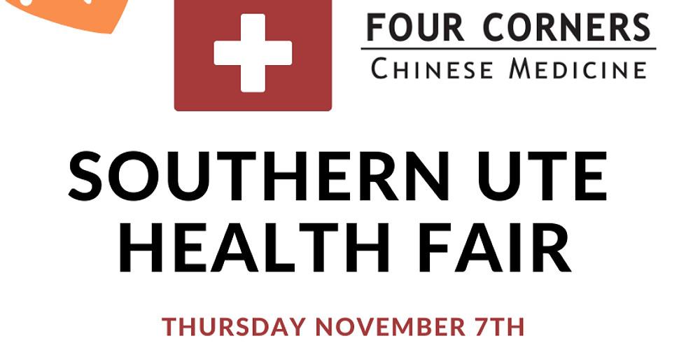 Southern Ute Health Fair