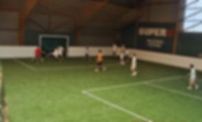 Foot en salle de l'Académie Pau Pyrénées